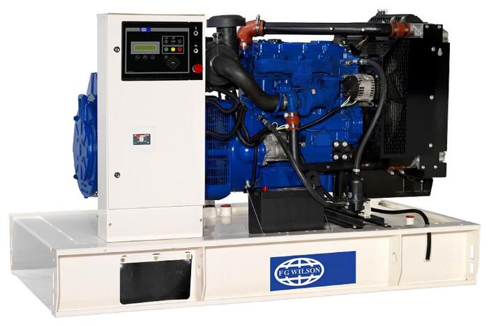 Дизельный генератор FG Wilson P88E1 (64000 Вт)