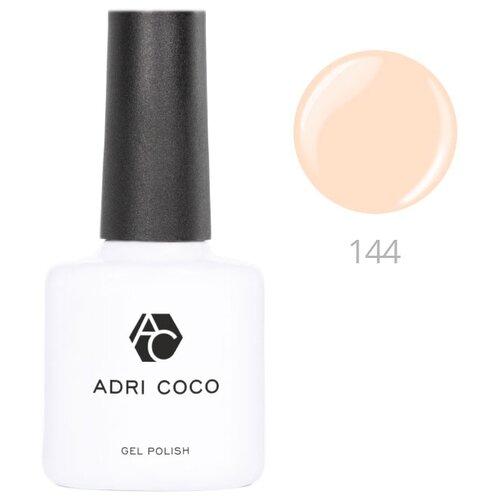 Гель-лак для ногтей ADRICOCO Gel Polish, 8 мл, 144 светло-абрикосовый
