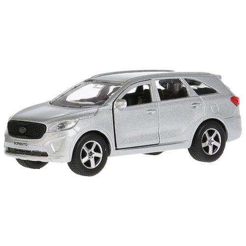 Купить Внедорожник ТЕХНОПАРК KIA Sorento Prime (SB-17-75-KS-N(SL/BL)-WB) 12 см серебристый, Машинки и техника