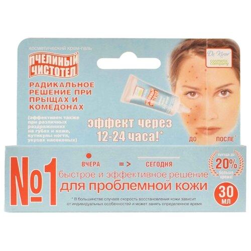 Dr. Kirov Cosmetic Company крем-гель Пчелиный Чистотел для проблемной кожи, 30 мл
