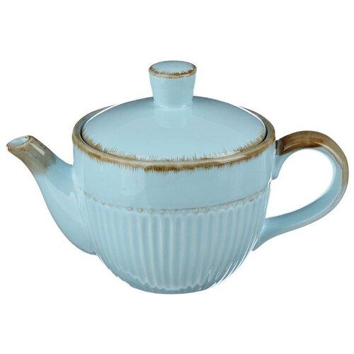 Millimi Заварочный чайник Аромат 850 мл голубой