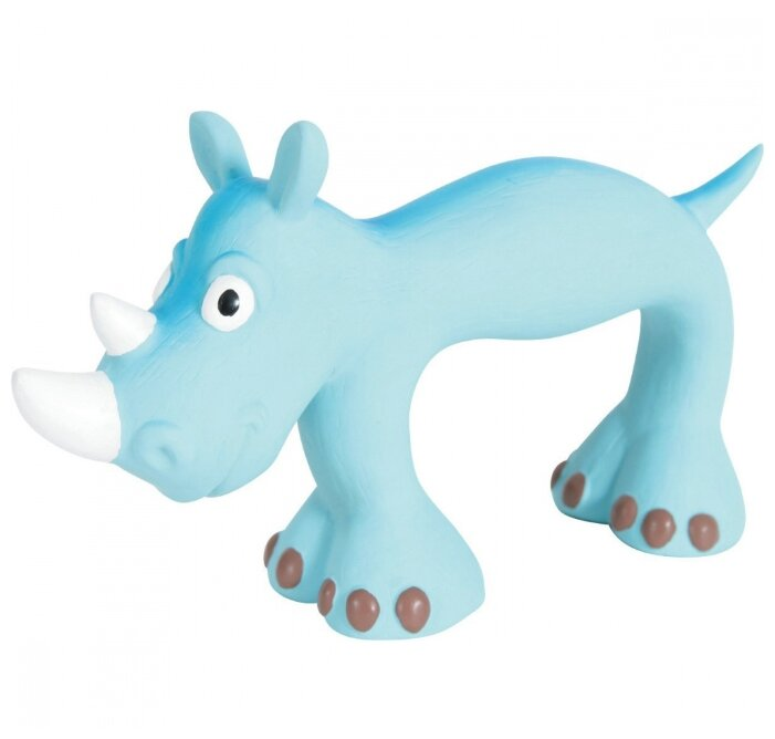 Игрушка для собак ZOLUX Носорог 22 см