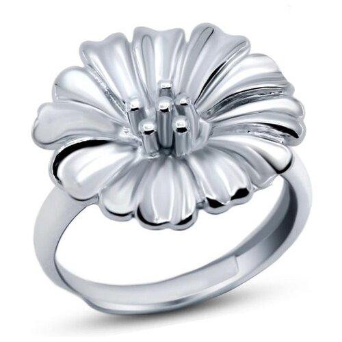 цена на Silver WINGS Кольцо из серебра 01fyr12391rhp-113, размер 17