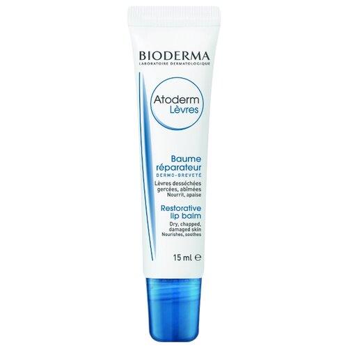 Bioderma Бальзам для губ Atoderm bioderma atoderm intensive gel