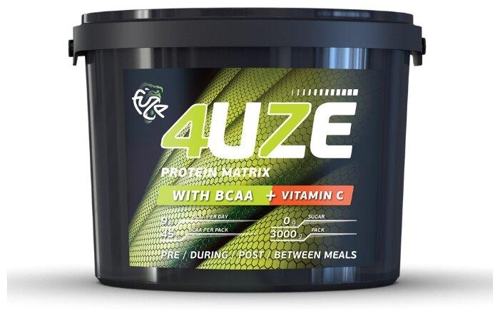 Купить Протеин Fuze Protein Matrix ВСАА + Vitamin C (3000 г) молочный шоколад по низкой цене с доставкой из Яндекс.Маркета