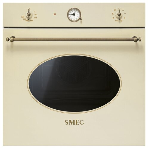 Электрический духовой шкаф smeg SFT805PO электрический духовой шкаф smeg