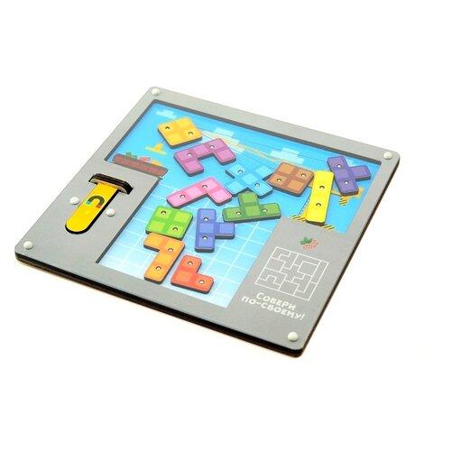 Купить Головоломка Мастер игрушек Магнетта (IG0355) голубой, Головоломки