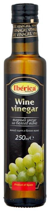 Уксус Iberica винный из белого вина 6% 250 мл