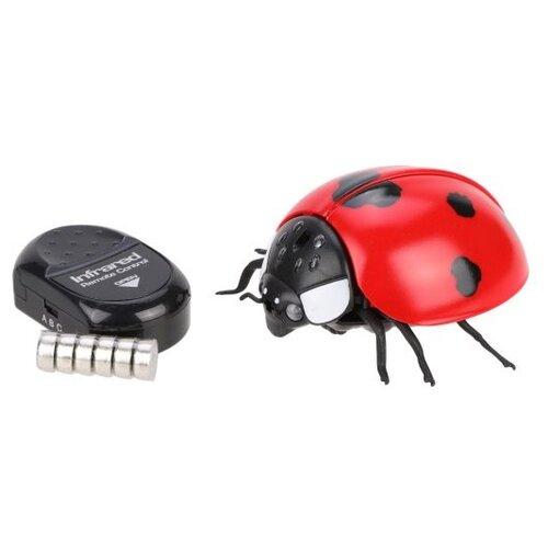 Робот Jiahuifeng Ladybug 9922 красный/черный, Роботы и трансформеры  - купить со скидкой