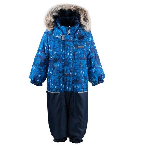 Купить Комбинезон KERRY FUN K19409 размер 86, 6799 синий, Теплые комбинезоны