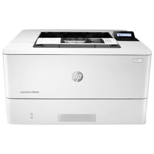 Фото - Принтер HP LaserJet Pro M404dn белый принтер hp laserjet pro m203dw g3q47a