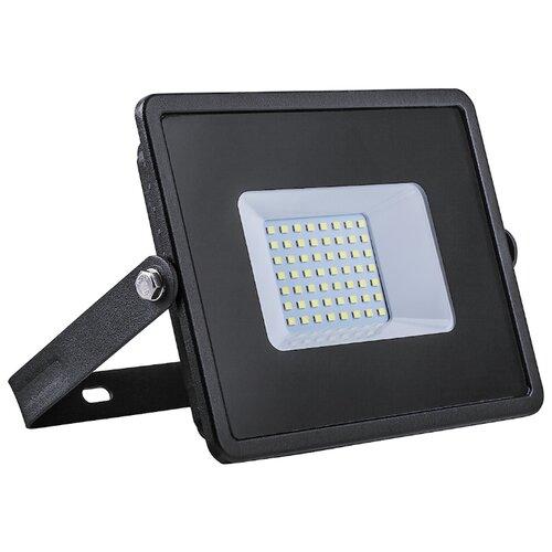 цена на Прожектор светодиодный 50 Вт Feron LL-921 6400K (черный)