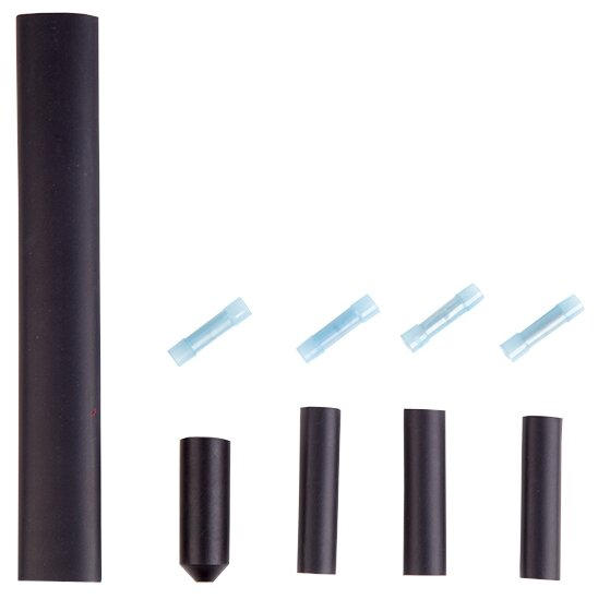 Набор для герметизации REXANT 51-0615-1 универсальный для саморегулирующегося кабеля