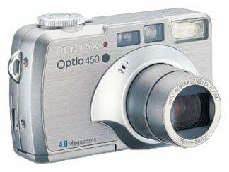 Фотоаппарат Pentax Optio 450