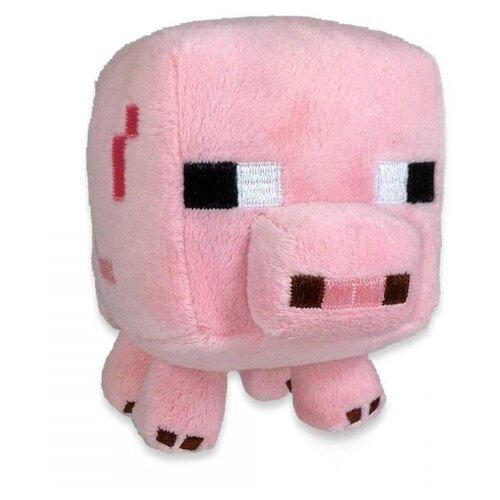 Мягкая игрушка Minecraft. Baby Pig (18 см)