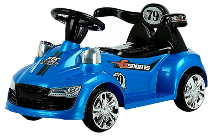 Наша игрушка Автомобиль Маттео CH9925B