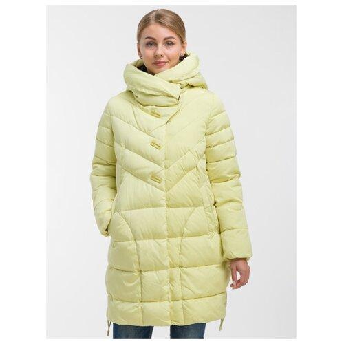 Пальто I Love To Dream 17162 размер 160, желтый юбка i love to dream юбка