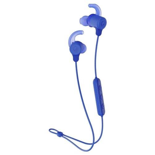 Беспроводные наушники Skullcandy Jib+ Active Wireless cobalt blue наушники skullcandy jib w mic blue black