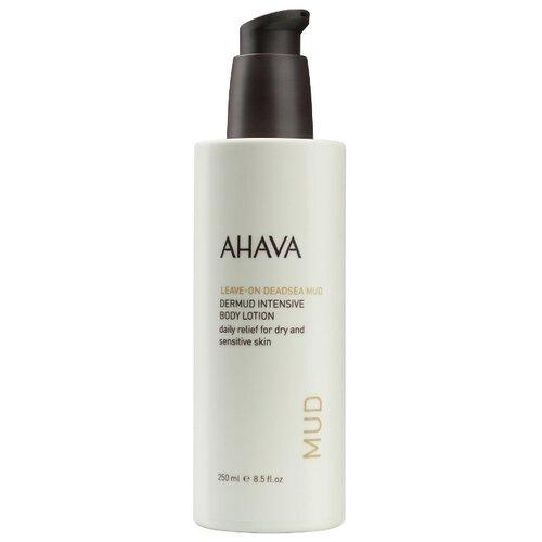 Лосьон для тела AHAVA питательный Deadsea Mud, 250 мл лосьон для тела ahava deadsea water sea kissed минеральный бутылка 250 мл