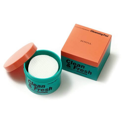Очищающие диски для снятия макияжа, 170мл, EUNYUL
