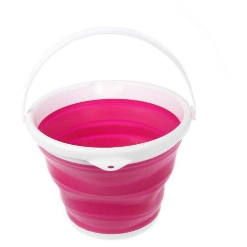 Ведро BRADEX TD 0551/0552 5 л розовый