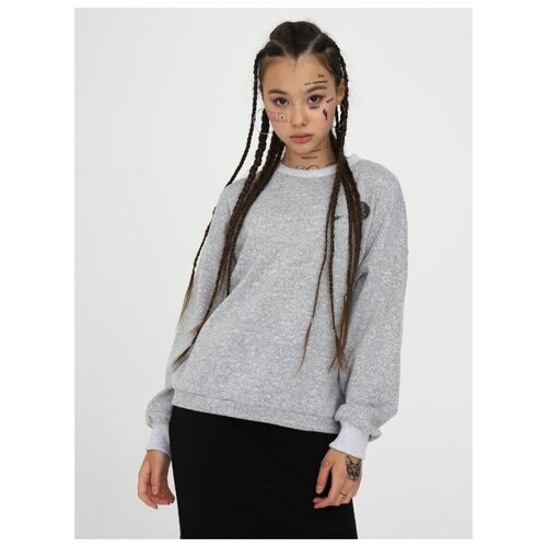 Купить Джемпер Nota Bene размер 170, серый, Свитеры и кардиганы