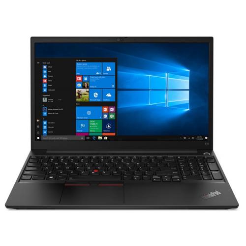 Ноутбук Lenovo ThinkPad E15 Gen 2 (20TD0001RT), black