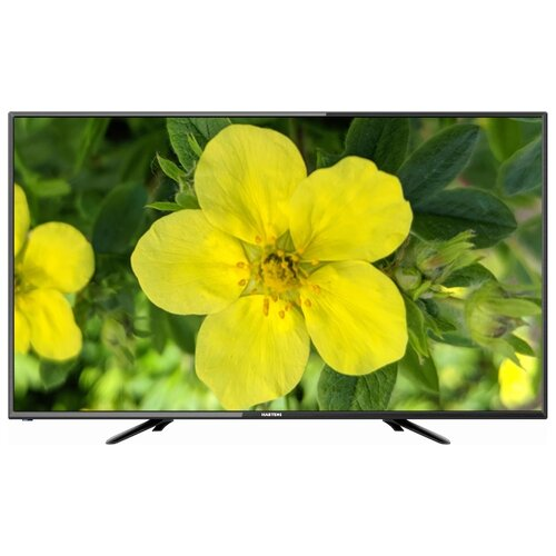 Фото - Телевизор HARTENS HTV-40F01-T2C/A4/B 40 (2019) черный телевизор hartens htv 32hdr05b