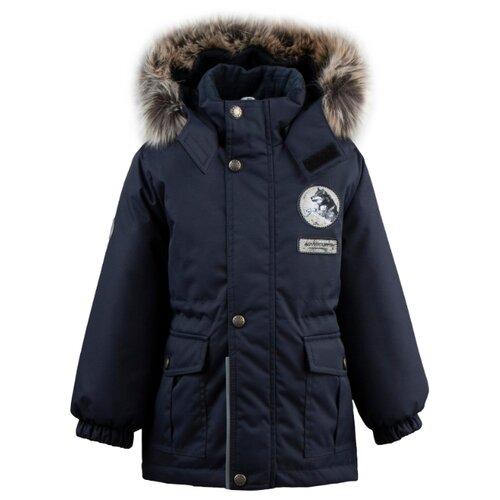 Купить Куртка KERRY Wolf K19439 размер 110, 987 темно-синий, Куртки и пуховики