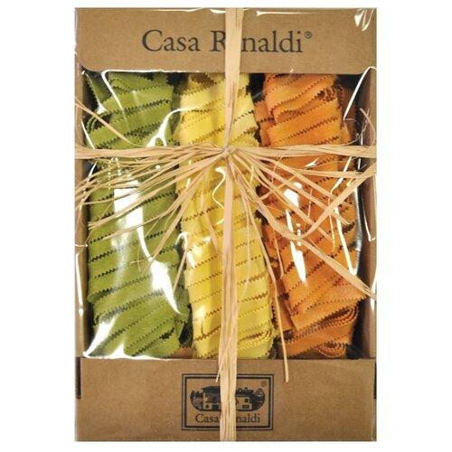 Casa Rinaldi Лапша пиццы трехцветные 500 г