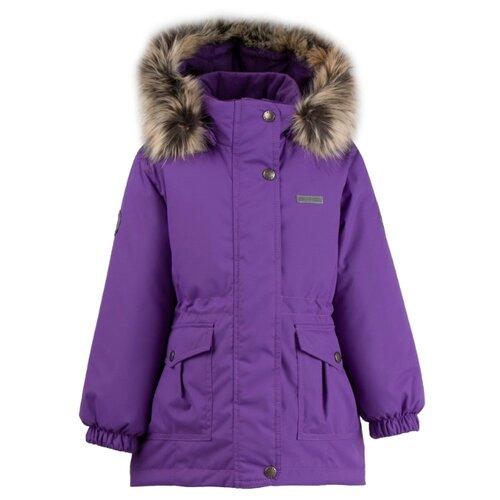 Купить Куртка KERRY Maya K19430 размер 110, 366 фиолетовый, Куртки и пуховики