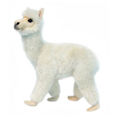 Мягкая игрушка Hansa Альпака 35 см