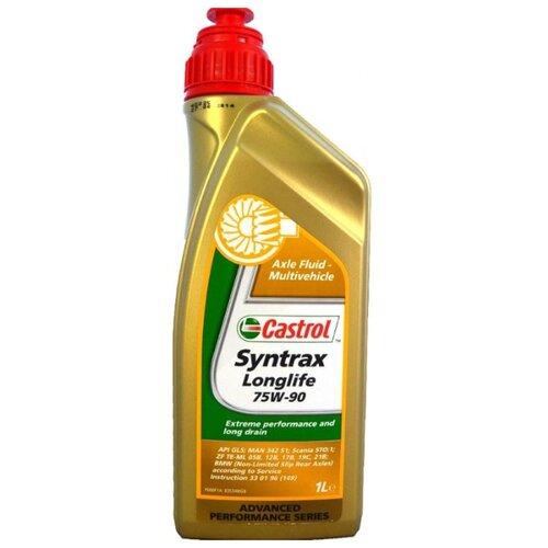 Редукторное масло Castrol Syntrax Long Life 75W-90 1 л