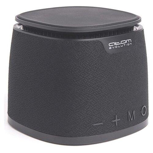 Портативная акустика Atom BS-30 черный.