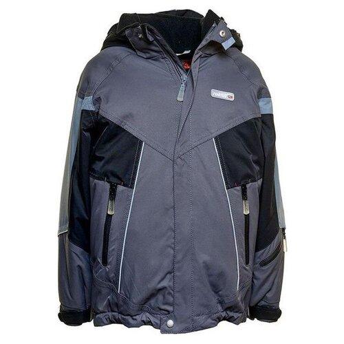 Купить Куртка Reima Forb 21305 размер 116, 084 серый, Куртки и пуховики
