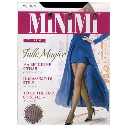 Колготки MiNiMi Tulle Magico 20 den daino 4-L (MiNiMi)Колготки и чулки<br>