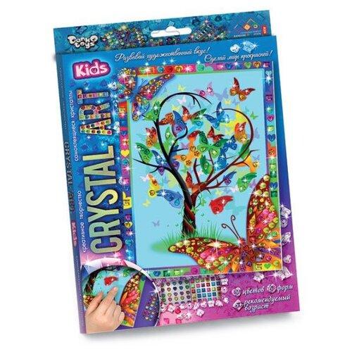Купить Danko Toys Набор алмазной вышивки Crystal Art Дерево желаний (Cart-01-01), Алмазная вышивка