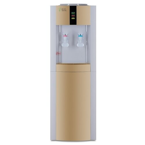 Напольный кулер Ecotronic H1-L золотистый/белый