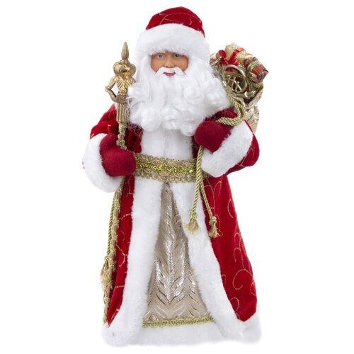цена на Фигурка Феникс Present Дед Мороз в красном костюме 30,5 см красный/белый