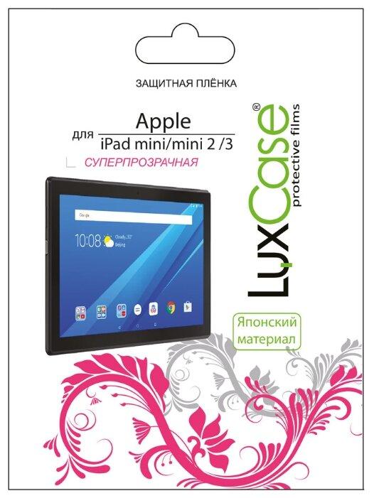 Защитная пленка LuxCase для Apple iPad mini/mini 2/3 суперпрозрачная
