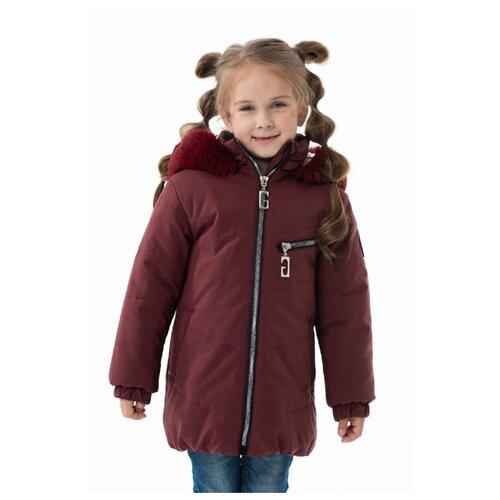 Купить Куртка Talvi размер 110/56, бордовый, Куртки и пуховики