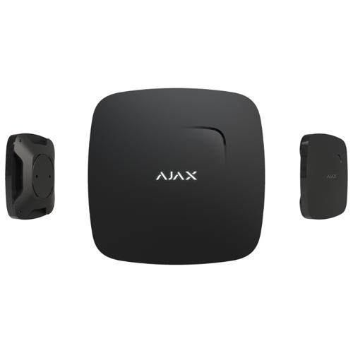 Пожарный извещатель AJAX FireProtect черный охранная gsm система ajax ajax ajax fireprotect plus white