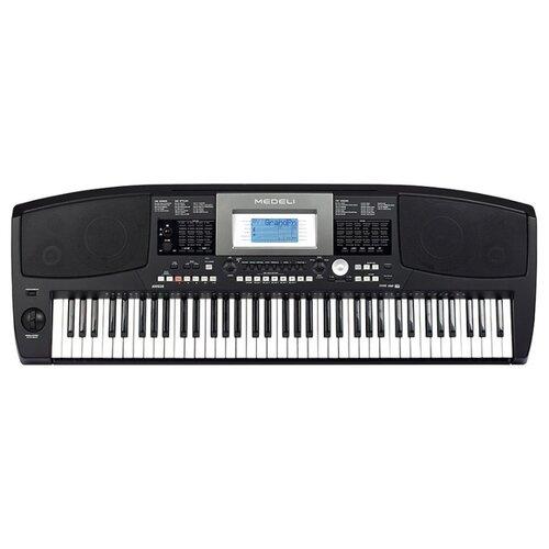 Синтезатор Medeli AW830 черный