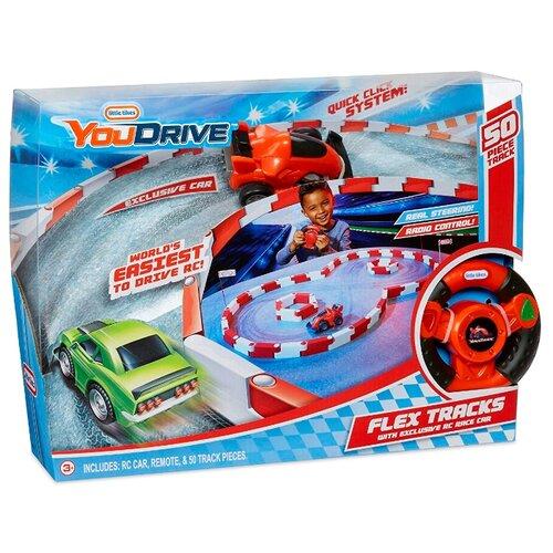 игровые домики little tikes игровой мульти домик 444d Трек Little Tikes YouDrive (649318)