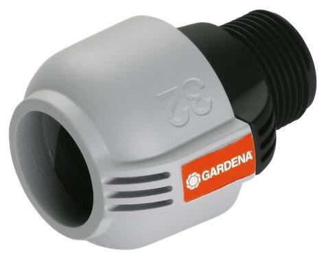 """Соединитель 32 мм x 1"""" с наружной резьбой (2769-20) GARDENA"""