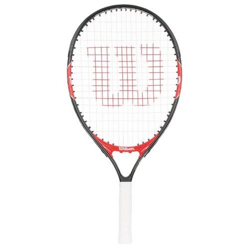 Ракетка для большого теннисаWilson Roger Federer 21 21'' 00000 красный/черный/белый