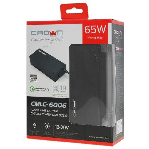 Купить Блок питания CROWN MICRO CMLC-6006