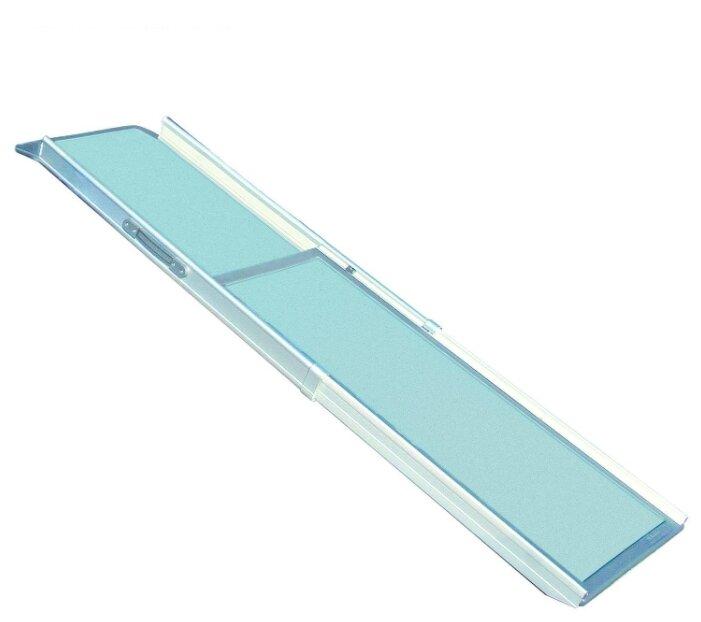 Лежак для животных ZooM Паркур, двухуровневая, венге, 53,5 х 18,7 х 63,4 см