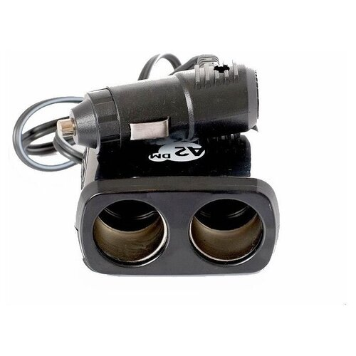 Разветвитель прикуривателя A2DM RPS2 черный