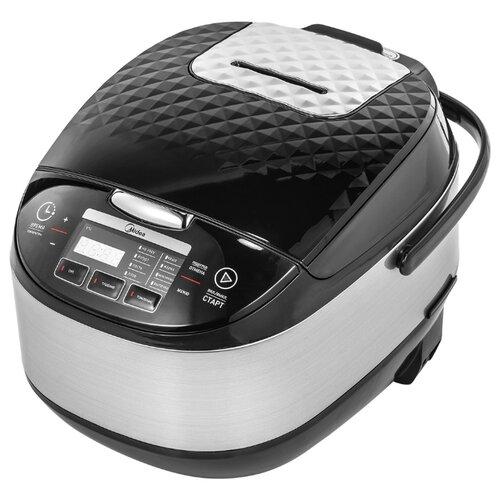 Мультиварка Midea MPC-6020 черный/серебристый